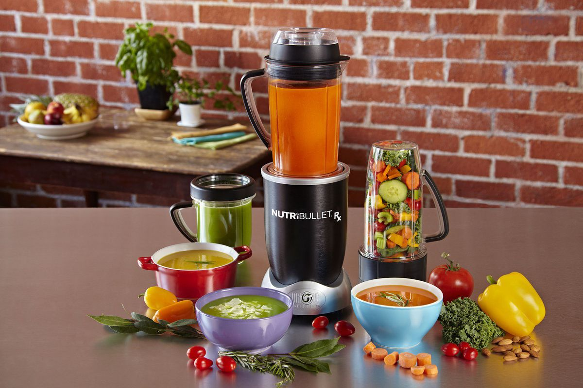 Fancy Blender de NutriBullet