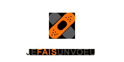 https://jefaisunvoeu.fr/ logo