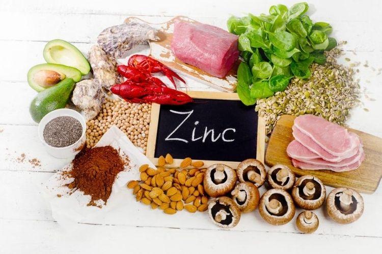 carence en zinc, que faire