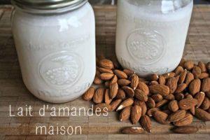 lait damande proteine