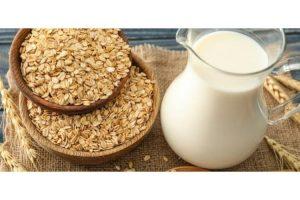 produit laitier d'avoine fait maison