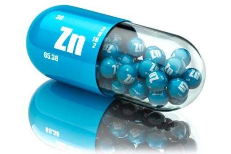 zinc medicament
