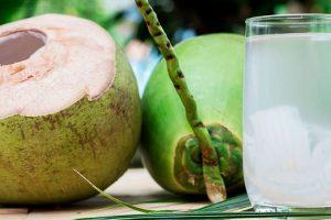 les bienfaits de leau de coco