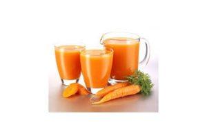 les bienfaits des carottes