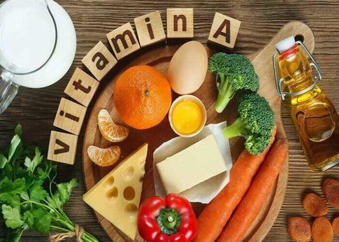 vitamine a role