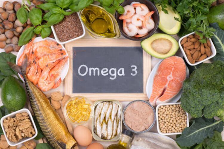 omega 3 bienfaits